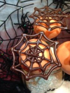 Más cake pops para Halloween